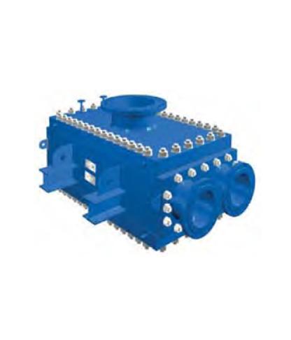 APV-Hybrid-plate-heat-exchanger